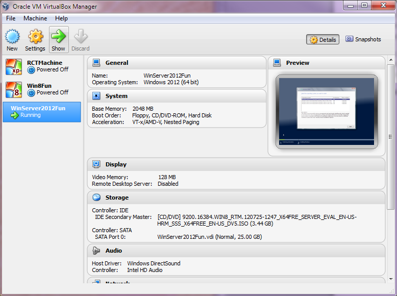A First Dive into Windows Server 2012 – Techyoshi